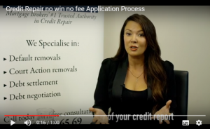 3 easy steps to fix your credit today!